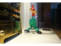 Pinocchio string [bought in Venice] puppet