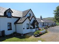 CHEF - LIVE IN - SUMMER SEASON - FREE ACCOMMODATION - WEST COAST ISLAND SCOTLAND