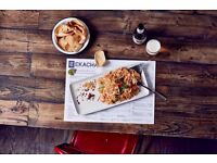 Part Time Waiting Staff Needed - Ekachai, Liverpool Street
