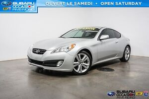 2012 Hyundai Genesis Coupe 2.0T CUIR/BLUETOOTH/MAGS/TOIT