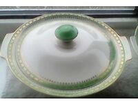 Alfred Meakin serving bowl and lid