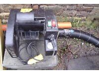 Belle 110v cement mixer motor unit