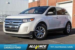 2013 Ford EDGE SEL CAMERA-BLUETOOTH-BANC CHAUFFANT.
