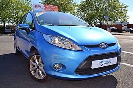 2010 (60) Ford Fiesta Zetec | Yes Cars 4 u - Portsmouth