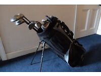 Full Set of Tristar Golf Clubs For Sale