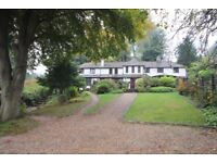 Park Road, Kenley - Unique Property Surrounded By Beautiful Secluded Gardens.