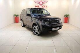 Land Rover Range Rover Sport 3.0 TD V6 HSE 5dr (black) 2009
