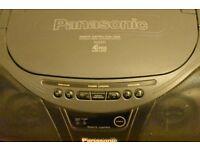 Retro Panasonic RX-DT75 Stereo Boombox