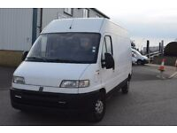 LEFT HAND DRIVE FIAT DUCATO, DRIVES VERY WELL,ENGINE&MECHANICS GREAT,BIG LOAD SPACE.CALL