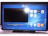 JVC LT-40C860 4K Ultra HD Freeview HD Smart LED TV