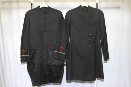 2 early Fraternal Order Uniforms 1920