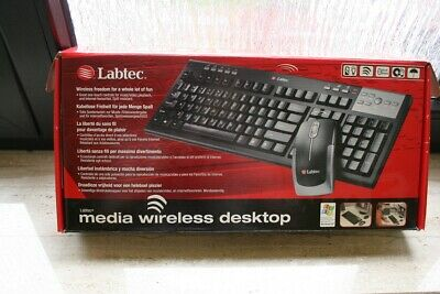 Labtec Tastatur und Mouse