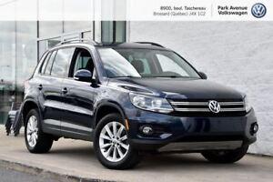 2014 Volkswagen Tiguan Comfortline // **Promo Octobre**