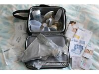 Philips Avent Manual Breast Pump 'Out and About' set