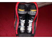 Salomon men's ski boots