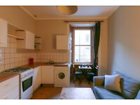 Ref: 797: Milton Street (Abbeyhill) - 1 bed flat available from 5th April!
