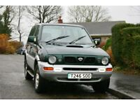 1999 Nissan Terrano II 2.7TDi SE. Excellent, reliable runner in daily use.