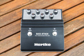 Hartke VXL Bass Attack