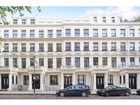 We are happy to offer this brand new double studio in Leinster Square, Bayswater, W2