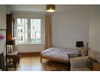 Spacious double in recently refurbished flat