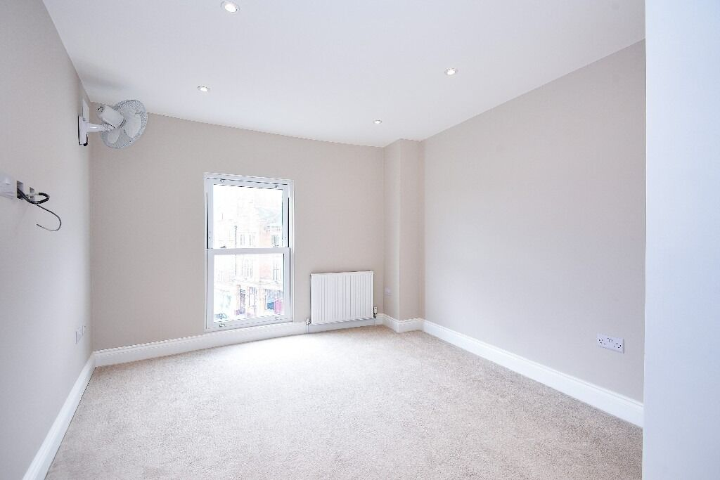 A rare opportunity to live in a completely refurbished two bedroom apartment on the Fulham Road, SW6