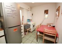 Close to East Acton Station, local shops and bus routes, private rear garden, communal lounge