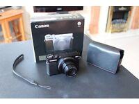 Canon (PowerShot) G9X Mk II - Perfect Condition