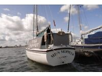 26ft sail boat offshore 8mtr by tylers 1970
