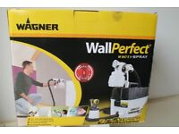 WAGNER WALL PERFECT PAINT SPRAYER KIT