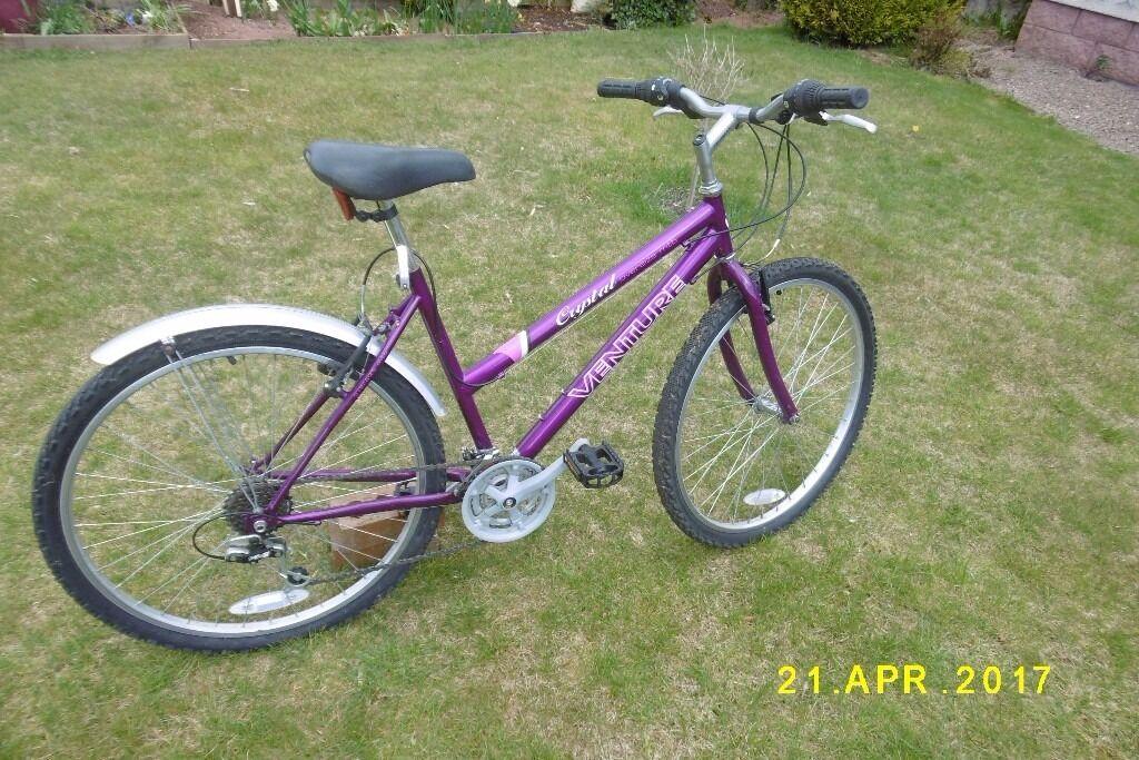 """Ladies """"Venture Crystal"""" Bicycle"""