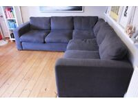 Corner sofa in perfect condition