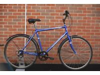 Hybrid Bicycle perfect to commute big frame