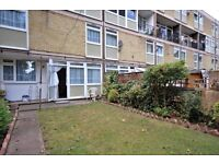## THREE BEDROOM SPLIT LEVEL FLAT WITH GARDEN, CLOSE TO SHOREDITCH, AVAILABLE NOW ##
