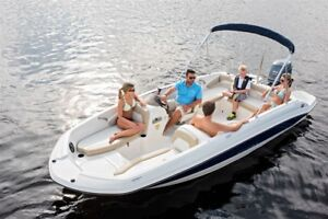 2018 Stingray Boat Co 182 SC DECK BOAT - ALL IN PRICING, NO EXTR