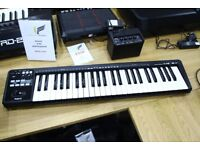 Roland A-49 Midi Controller Keyboard At Sherwood Phoenix