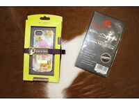 Ted Baker iphone hard cover + screen protector brand new/ original packaging