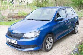 Skoda Fabia S MPI in Race, Blue Full Dealer Svce History, 6 months Man. Warranty, £20 tax