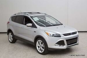 2013 Ford Escape Titanium/AWD w/LEATHER AND SUNROFF  *NO ADMIN F