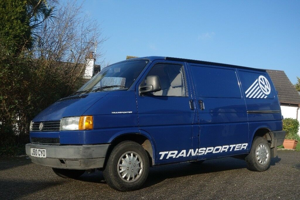 VW T4, 1.9D - Strong Reliable Runner - Wood Conversion - Good Rust Free Example