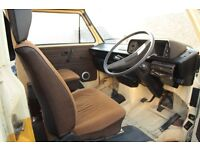 Devon conversion VW Needs complete resortoration With many new parts and cherished numberplate