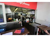 Chinese takeaway shop near Barbican station on main Clerkenwell road ---- Viewing by appointment