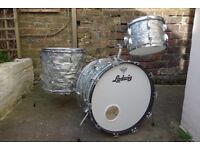 Ludwig 1966 Super Classic Outfit in Sky Blue Pearl