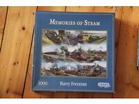 Puzzle: Memories of Steam
