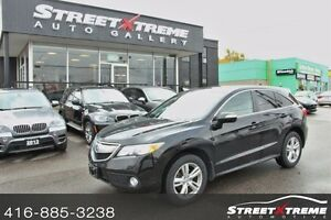 2013 Acura RDX Tech Pkg w/ MOONROOF, KEYLESS, NAVI, BACKUP CAM