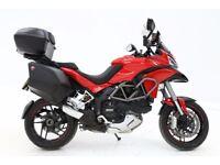 2014 Ducati Multistrada 1200 S Granturismo --- PRICE PROMISE!!!