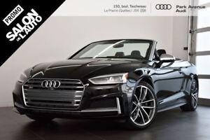 2018 Audi S5 3.0 TFSI TECHNIK CABRIOLET NAV+B&O !