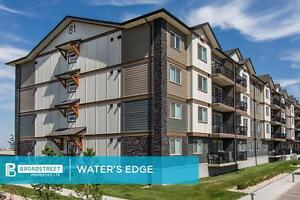 New, pet friendly 2BR apartment in St. Albert - across Costco