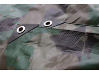 EXTRA STRONG Camouflage Tarpaulin BRAND NEW