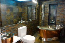 Ceramic tiler 25 years experience, complete bathroom refurbishments also.