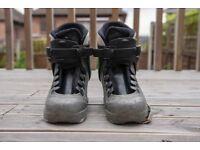 Salomon ST80 boot only UK9 rollerblades inline skates